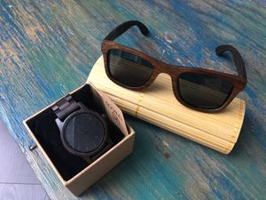 Wooden Watch and Sunglasses (Brand New) for Sale in San Diego, CA