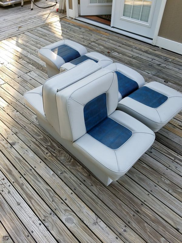 Boat seats for Sale in Finksburg, MD - OfferUp