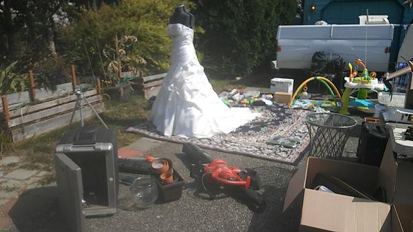 Yard Sale For In Seattle WA