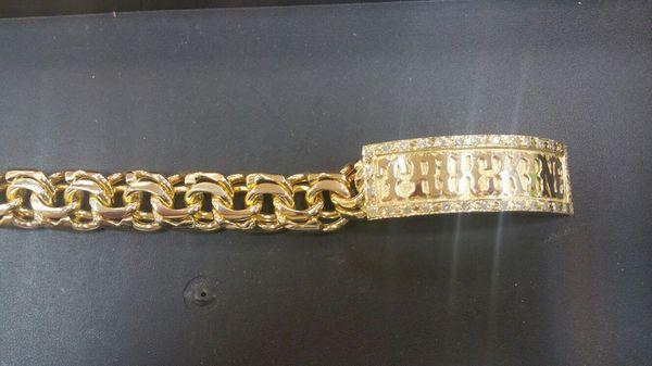 0b27b3705373 Esclava de hombre oro 10k for Sale in Fort Worth, TX - OfferUp