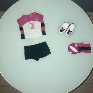 American Girl Doll Outfit - Volleyball Set for Sale in Orlando, FL