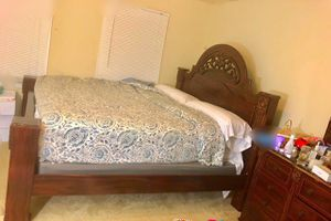 Bed and dresser for Sale in Alexandria, VA