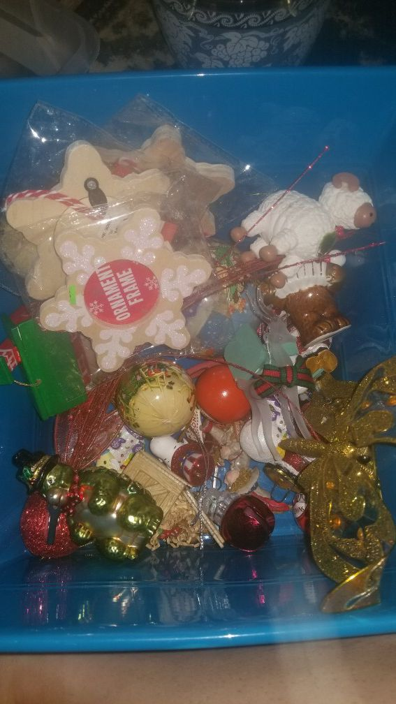 Vintage Christmas In July Lot Of More Than 20 Holiday Ornaments For Sale In Avon Oh Offerup