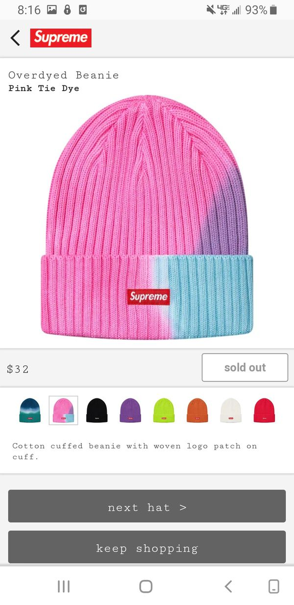 New and Used Supreme beanie for Sale in Turlock, CA - OfferUp