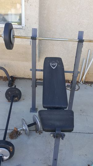 Weight set used for Sale in Palmdale, CA
