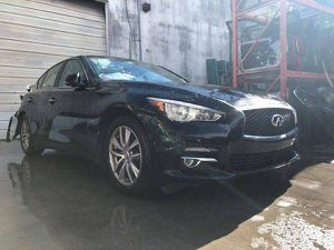 2014-2017 INFINITI Q50 Q50S RWD 3.0 TWIN TURBO PART OUT! for Sale in Fort Lauderdale, FL
