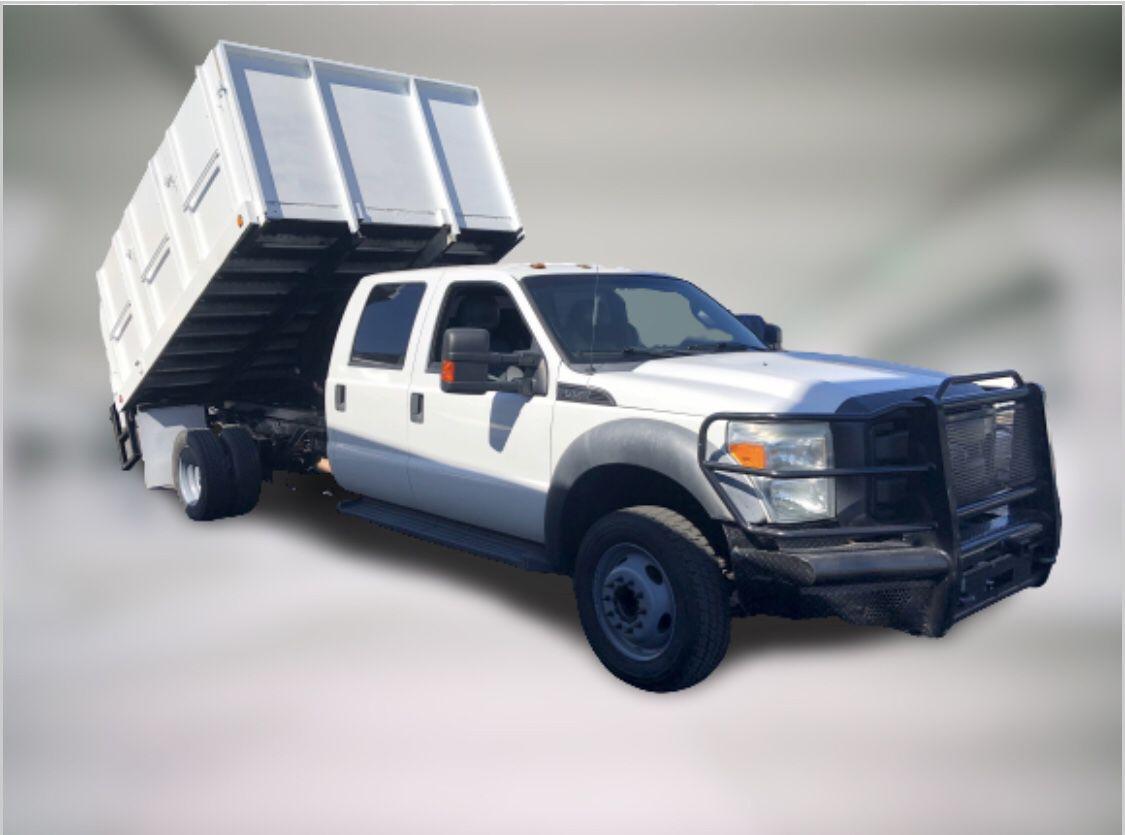 Dump Truck Hoist - Tijera de Volteo