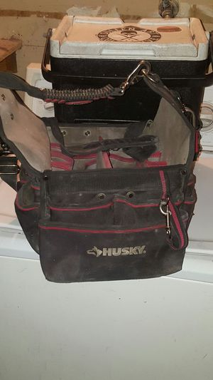 Used Husky tool tote for Sale in City of Industry, CA