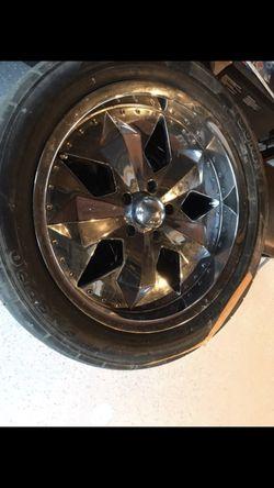 Rims and tires Thumbnail