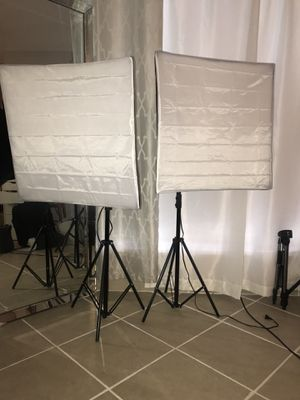 Photoshoot Studio Lighting for Sale in Houston, TX