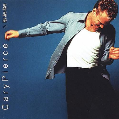 Cary Pierce - You Are Here [CD]