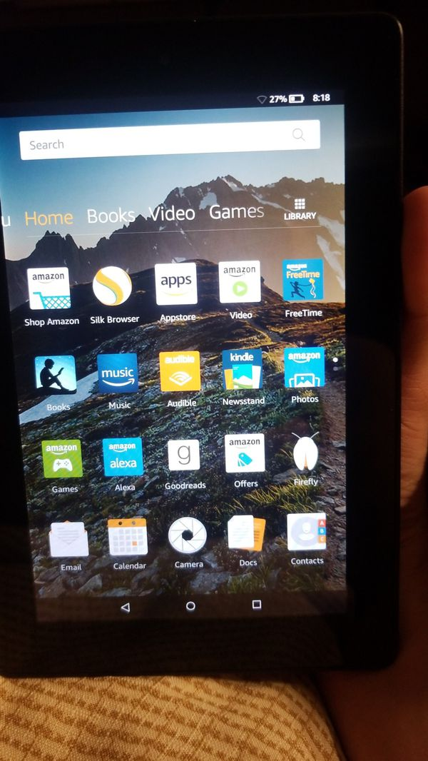 Amazon Kindle fire HD 7 4th generation for Sale in San Antonio, TX - OfferUp
