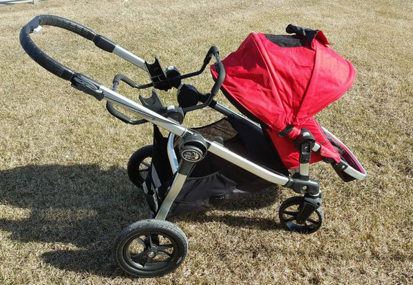 City Select Stroller By Baby Jogger With Chicco Infant Car Seat Adapter Kids In McHenry IL