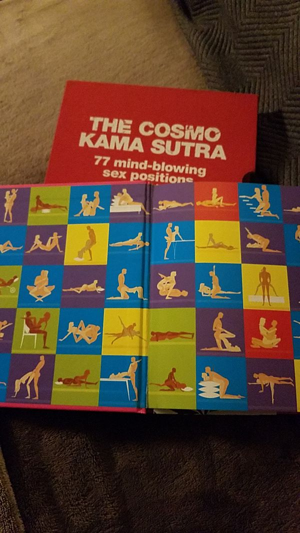 COSMO KAMA SUTRA 77 sex positions
