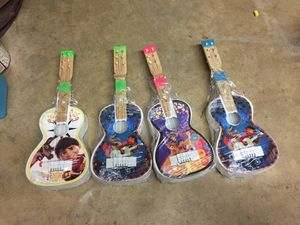 Coco guitar for kids for Sale in Moreno Valley, CA