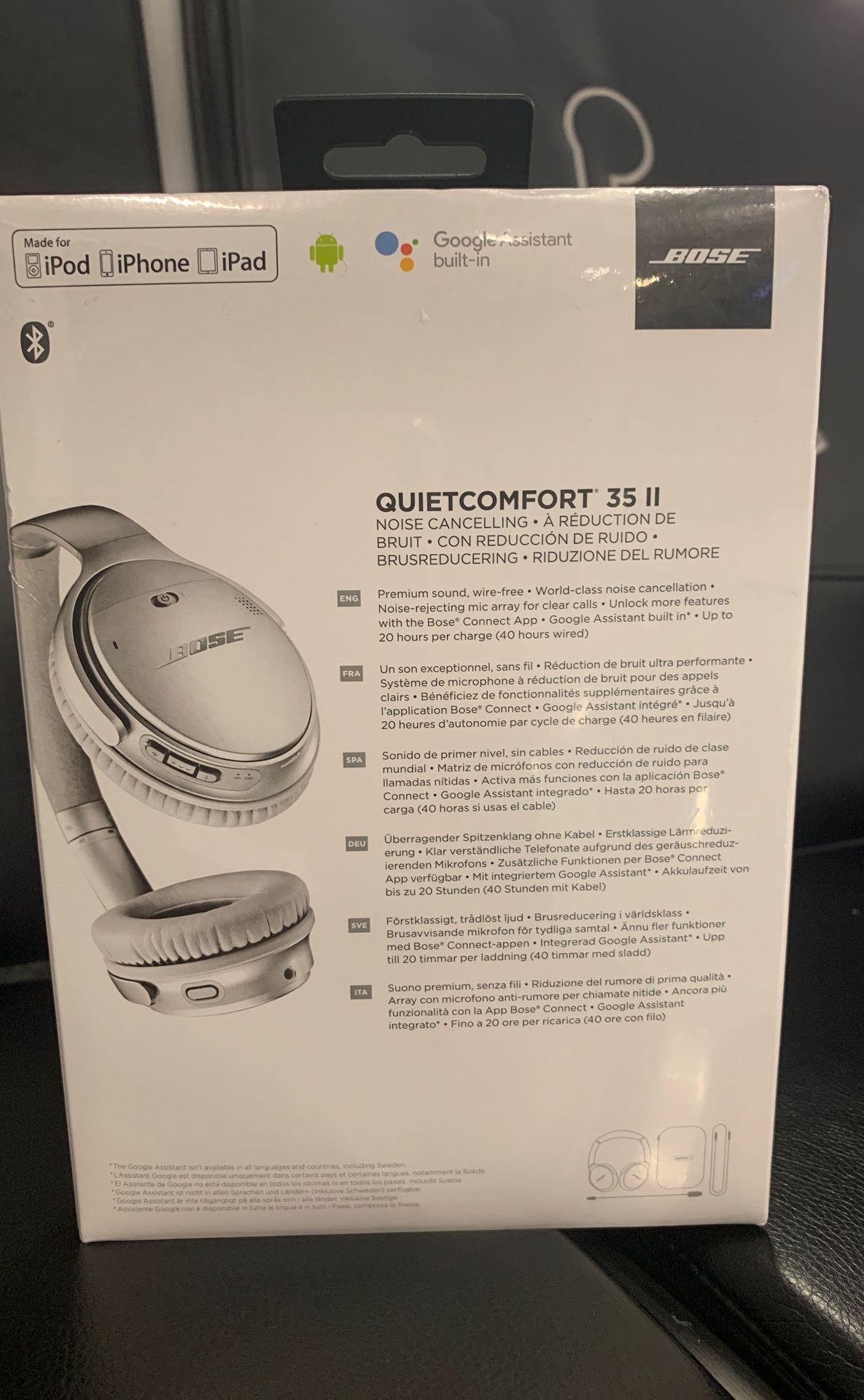 Bose Quiet Comfort 35 2