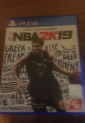 Nba 2k 19 for Sale in Fort Washington, MD