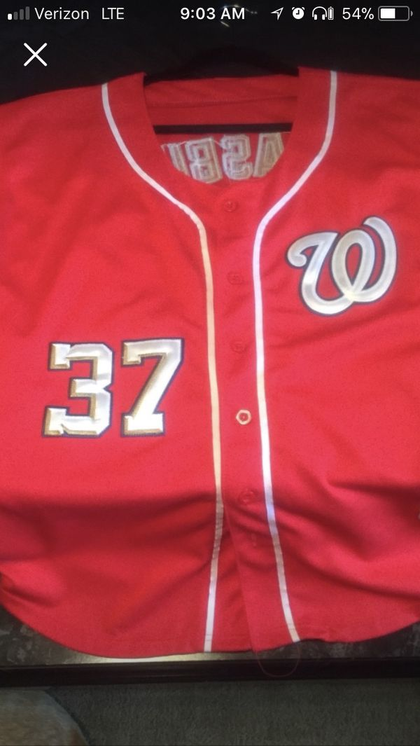 new concept 9a9e3 a3968 Washington Nats on field jersey for Sale in Evansville, IN - OfferUp
