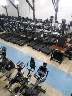 Hott Deal!! Bargain Price!! Ellipticals Treadmills Recumbent Stationary Upright Cross Cycle Spin Bike Gym Exercise Pull Up Bench Climber Equipment for Sale in Los Angeles, CA