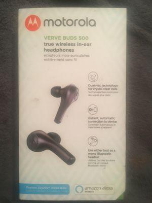 Motorola verve earbuds wireless in ear headphones for Sale in Chandler, AZ  - OfferUp
