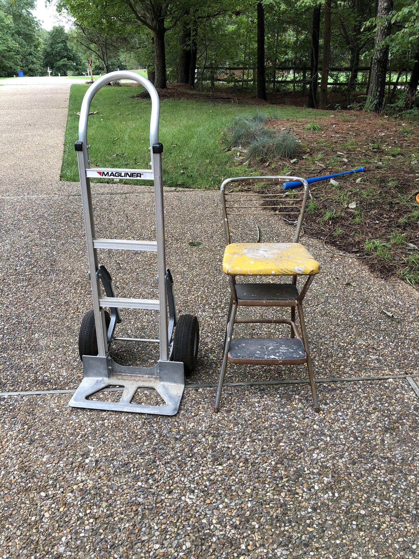 Chair to refurbish