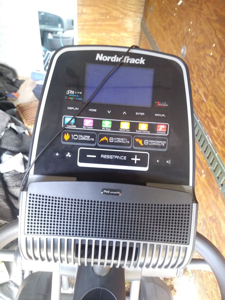 Nordictrack A.C.T elliptical