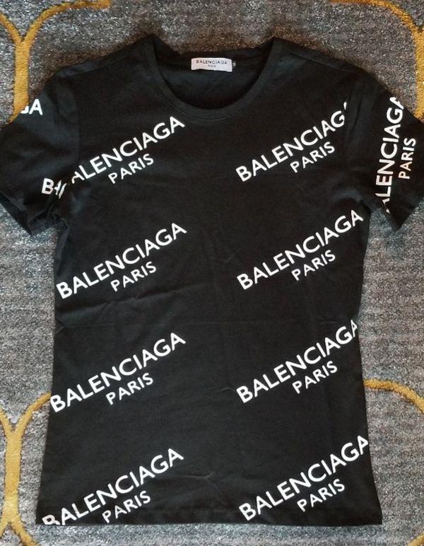 3ee9272dc5d333 Black Balenciaga T-shirt for Sale in Atlanta, GA - OfferUp