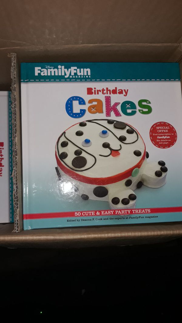 New And Used Birthday Cakes For Sale In Fountain Valley CA