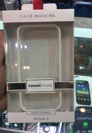 Case mate original iPhone 6/6S bumper hard case for Sale in Miami, FL