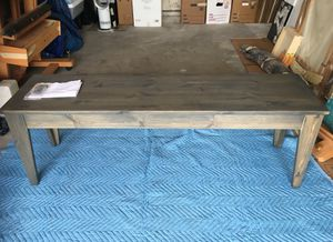 IKEA Nornas drop leaf table with bench seating for Sale in Huntington  Beach, CA - OfferUp