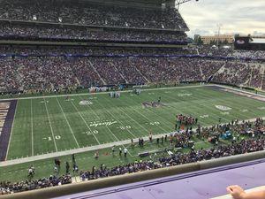 Washington vs Colorado tickets x4 10/20 $85 each for Sale in Seattle, WA