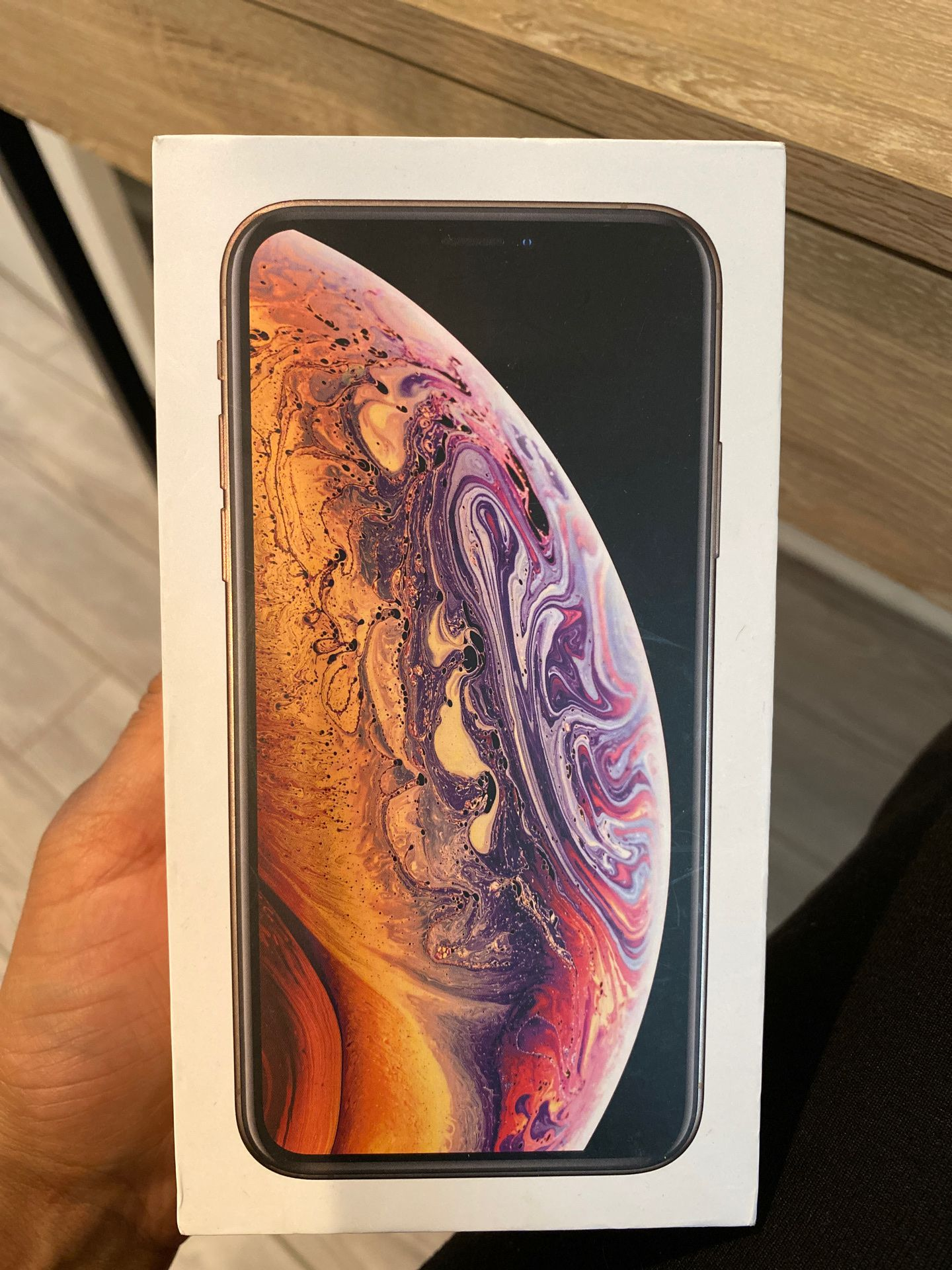 iPhone XS - BOX ONLY