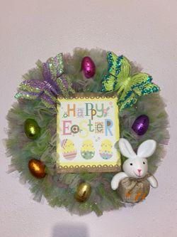 Easter Wreath Thumbnail