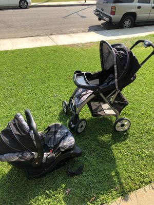 Eddie Bauer Car Seat And Stroller Combo For Sale In La Puente CA