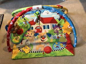 Baby activity gym for Sale in Chantilly, VA