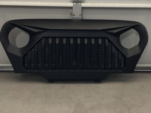 Angry Bird Grill for 1998-2006 Jeep Wrangler. Brand New for Sale in North Las Vegas, NV