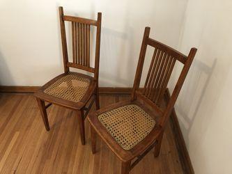 Vintage Chairs (QTY = 2) Thumbnail