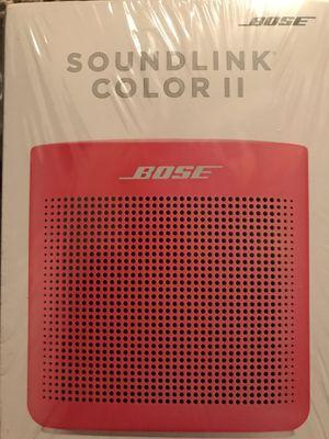Bose Soundlink color 2 for Sale in Los Angeles, CA