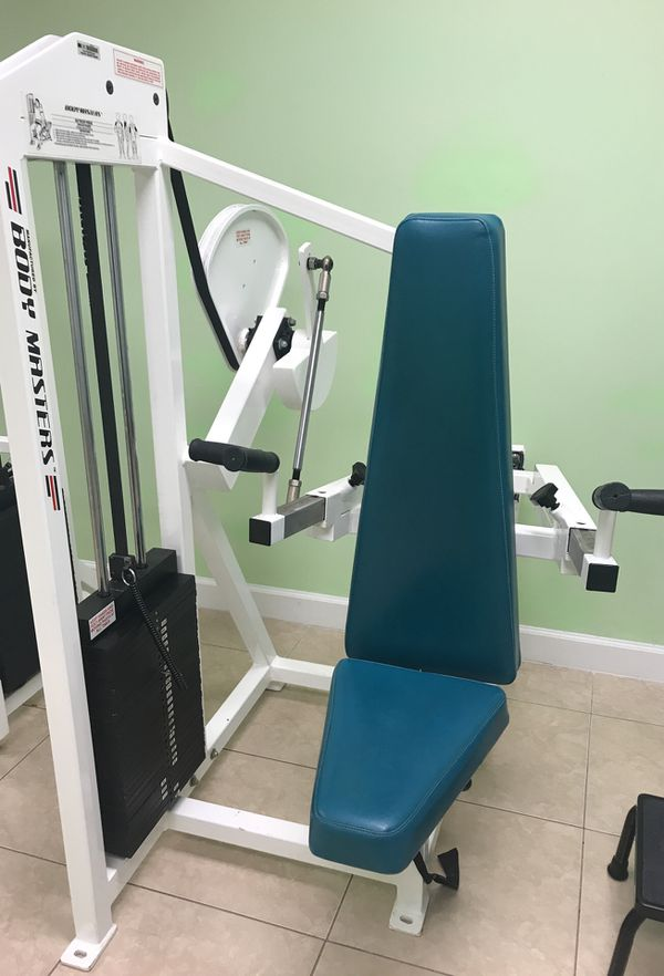 Triceps press body masters for Sale in Miami Lakes, FL - OfferUp