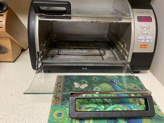 Toaster over Thumbnail