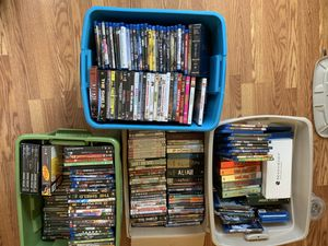 800+ DVD and Blu-ray's for Sale in Bel Air, MD