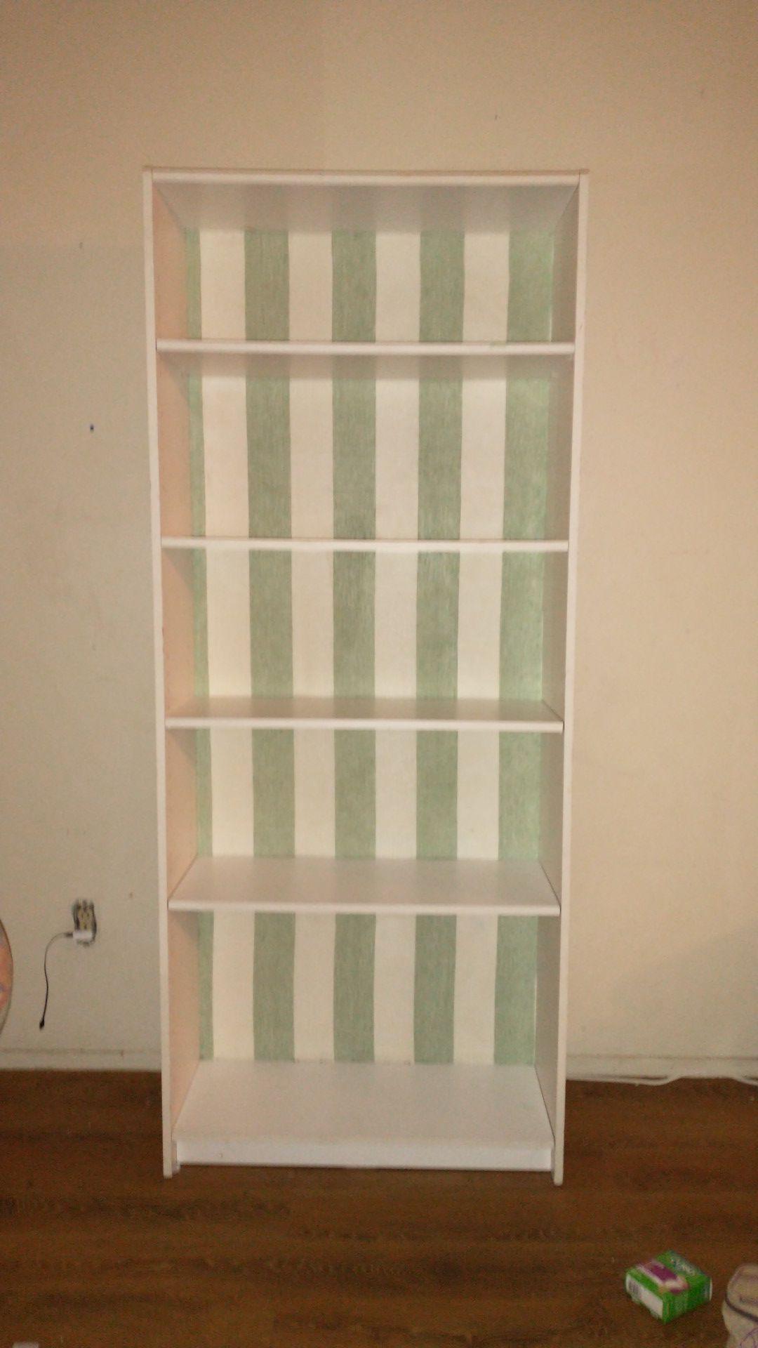 Book shelf $35