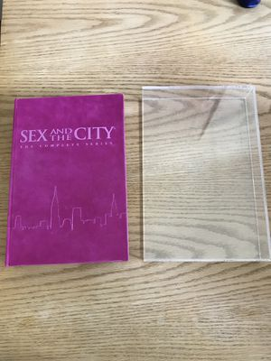 Sex and the City DVD Set - Complete Series (Collector's Edition) for Sale in Austin, TX
