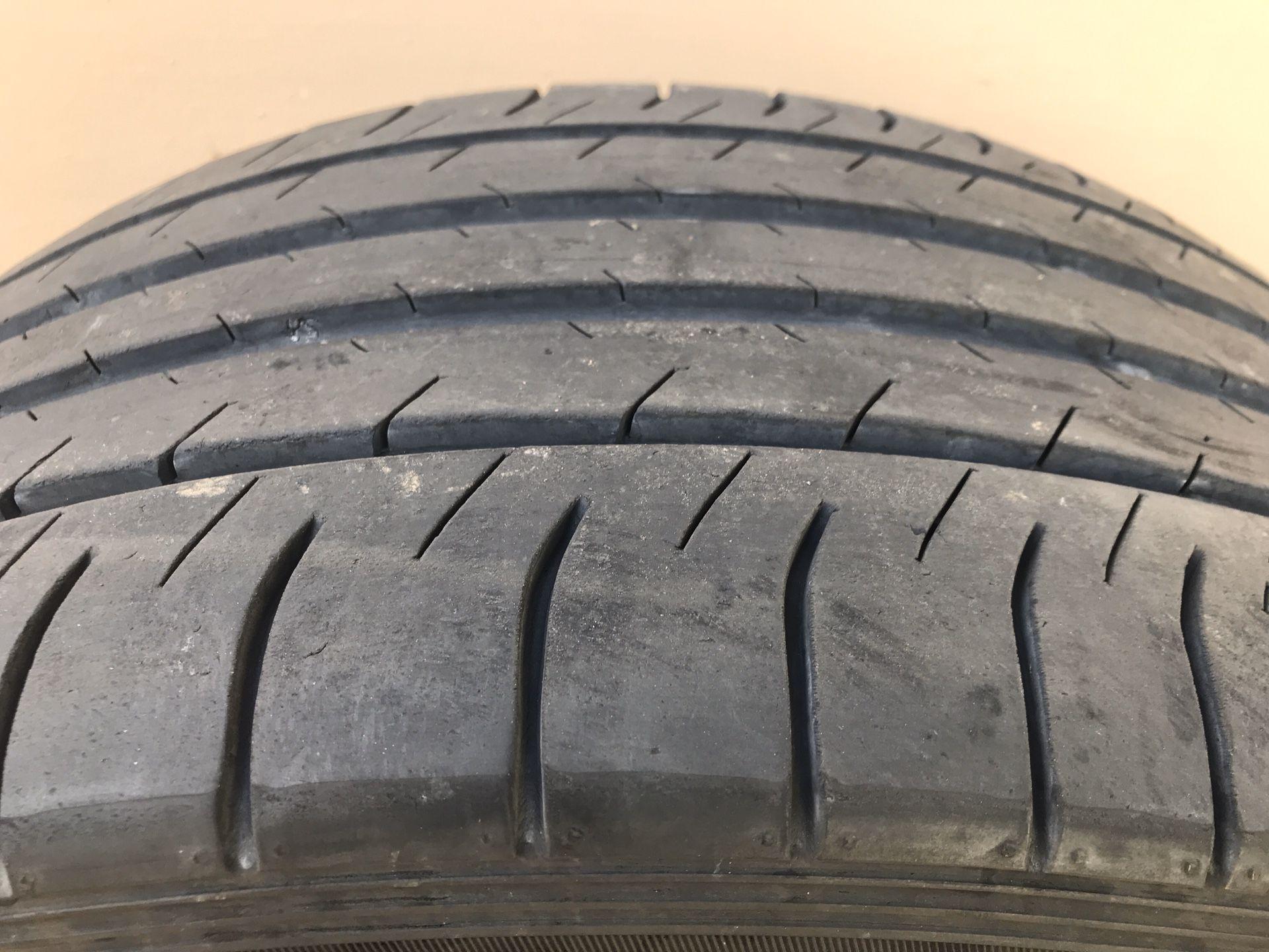 Dunlop 235/40/19