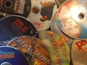 DVD's no cases 2$b entertainded 20 DVD's total for Sale in Salt Lake City, UT