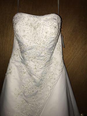 Richmond VA Davids Bridal Wedding Dress New With Tags Size 8 For Sale In Glen Allen
