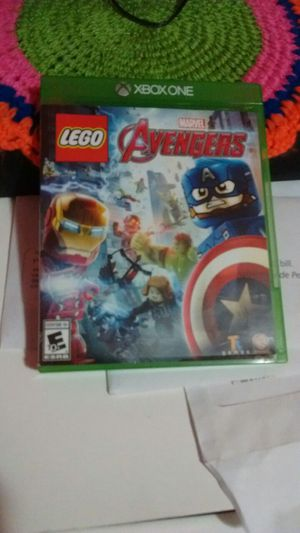 Lego avengers xbox one for Sale in Hyattsville, MD