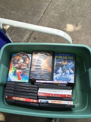 Dvd's for Sale in Austin, TX