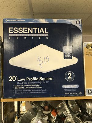 """20"""" Low Profile Square Half Price Goods Warehouse Deals 70%OFF for Sale in St. Louis, MO"""