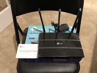 AC 1750 Wireless Dual Band Gigabit Router (Archer C7) Thumbnail
